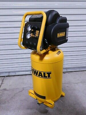 Dewalt 1.6 Hp Vertical Port Electric Compressor 5.4 Cfm 15 Gallon Tank D55168