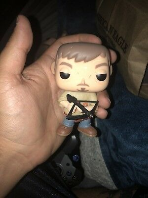 funko pop oob the walking dead poncho Daryl (Daryl Poncho)