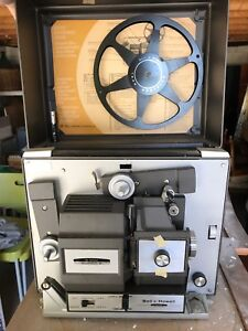 Bell & Howell 8mm Super 8 Autoload
