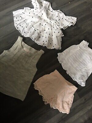 Baby Girl Clothes Bundle 6-9months
