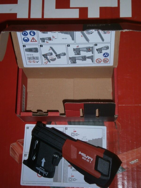 Hilti SD-M 1 For SD 4500 Cordless Screw Gun