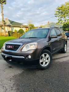2008 GMC Acadia (Low Km) Perfect Condition