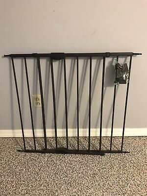 North States 4950 Wall Mounted Easy Swing and Lock Gate