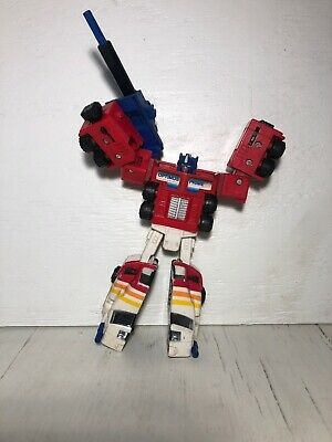 1993 Vintage 90s Transformers Transformer Optimus Prime Action Figure