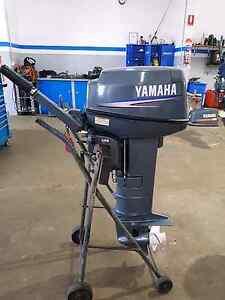 Yamaha 25NMHL Tully Cassowary Coast Preview