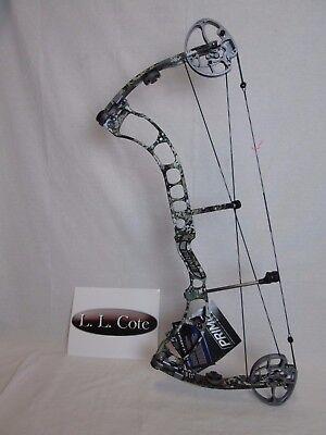 G5 Prime Ion Right Hand Compound Bow Elevate Camo 29
