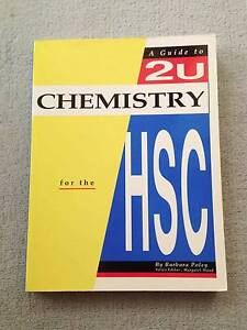 A Guide to 2 Unit Chemistry for the HSC by Barbara Poley Kingsford Eastern Suburbs Preview