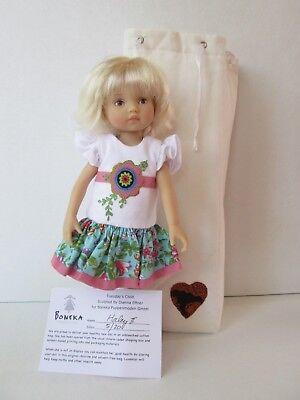 "Haley II 10"" Vinyl Doll Sculpted by Dianna Effner for Boneka   # 5/20"