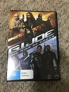Used G.I Joe the rise of the cobra Blacktown Blacktown Area Preview