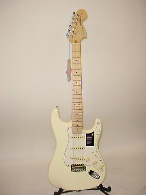 Fender 2019 Channel Exclusive American Performer Stratocaster Olympic White