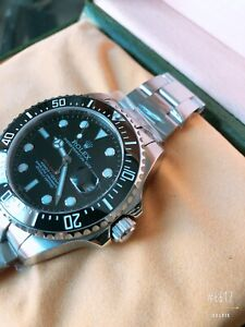 Rolex  sea dwellers men's watch (BrandNew) Free delivery