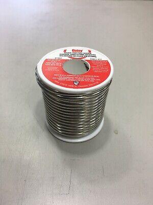 1 Silver Lead Free Solder Oatey 23001 1 Lbs Lead-free Solder