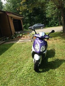 150 cc scooter