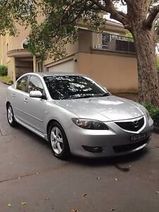 2005 Mazda Mazda3 Sedan New Lambton Newcastle Area Preview