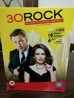 30 rock dvd box set