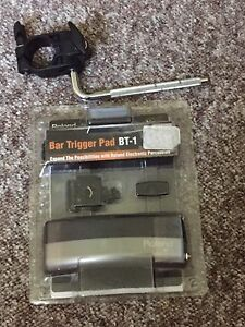 Drum Stuff - Brand new Roland BT-1 Trigger bar and rack Mount
