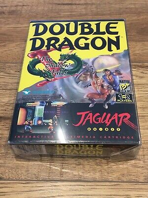 Double Dragon - Atari Jaguar - PAL