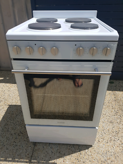 EUROMAID 54CM ELECTRIC FAN FORCED STOVE