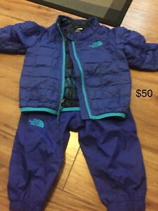 Fall and Winter Snow Suits