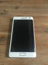 Samsung Galaxy Note Edge 32GB White Riverwood Canterbury Area Preview