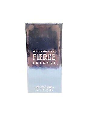 Abercrombie & Fitch Fierce Intense for Men Eau de Cologne Concentree 1.7 oz New