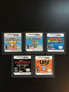 5 DS Games- $60 OBO