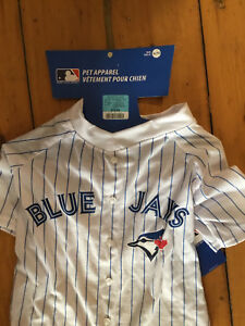 Dog blue jays jersey