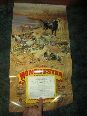 Winchester Arms Collectors Association 1997 Calendar