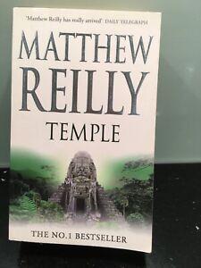 Matthew Reilly - Temple - Book