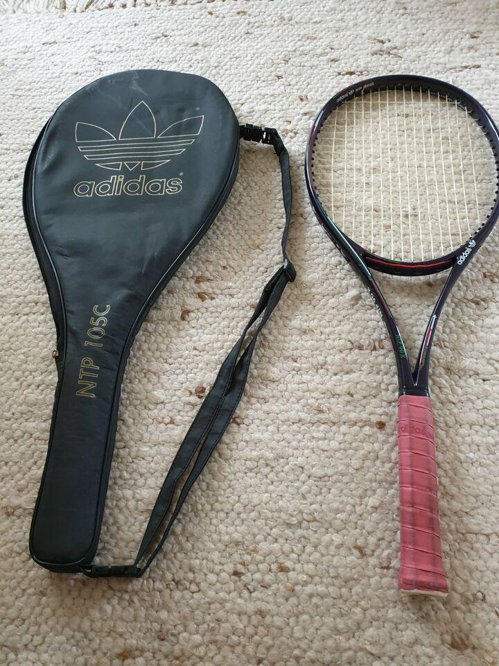 Tennisschläger mit Schutzhülle in Dresden - Blasewitz