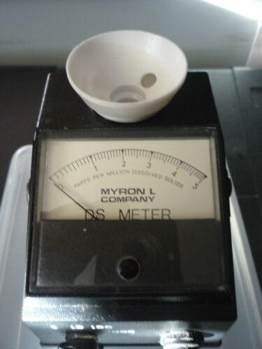 Myron L Company DS Meter