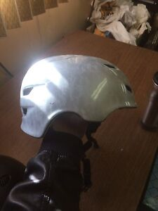 Fox biking helmet