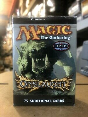 Onslaught Starter Tournament Deck Pack (ENGLISH) SEALED NEW MAGIC MTG