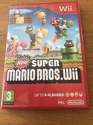 Nintendo Wii New Super Mario Bros.Wii