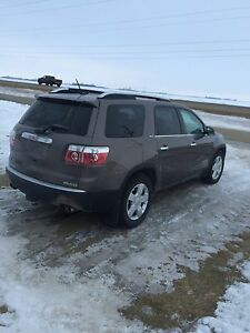 GMC Acadia slt2 fully loaded