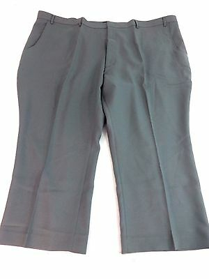 NWOT HABAND EXECUTIVE DIVISION MENS SAGE GREEN DRESS PANTS SIZE 54X26
