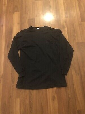 80s Tops, Shirts, T-shirts, Blouse   90s T-shirts Vintage 1980s Blank Long Sleeve Single Stitch Mock Neck T Shirt $18.00 AT vintagedancer.com