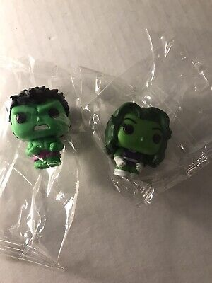 Pocket POP Marvel 2019 Advent Calendar Hulk & She Hulk