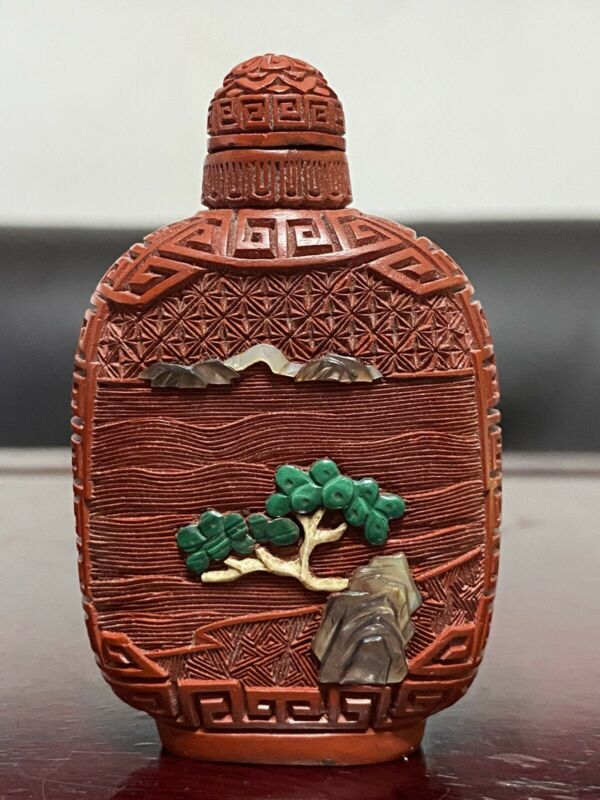 Chinese Snuff Bottle.
