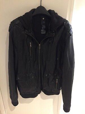 next a brave new style men's leather jacket