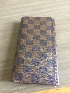 Louis Vuitton women's wallet purse