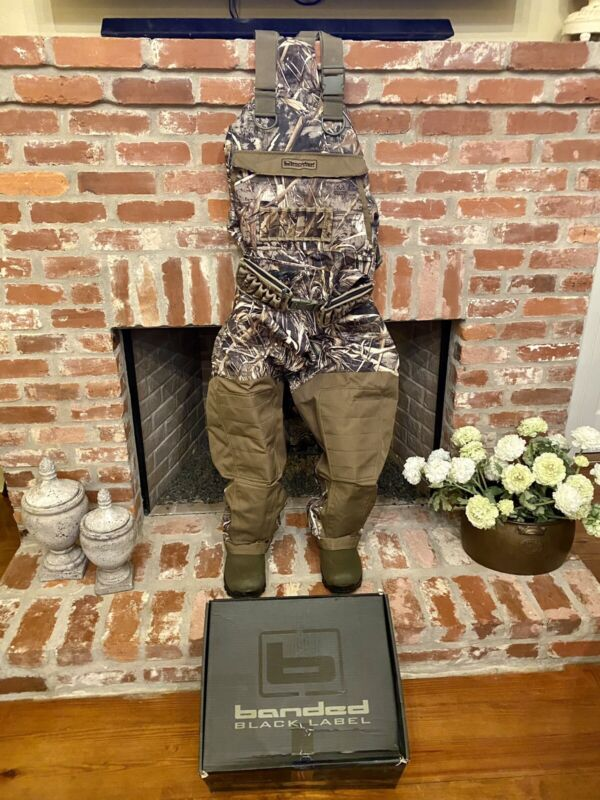 Banded Max5 Black Label Waders Size 10