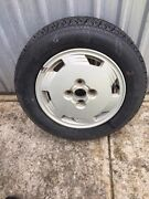 Toyota  AE86  genuine Alloy wheel and tyre Clearview Port Adelaide Area Preview