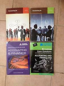 Accounting & Finance textbooks Mandurah Mandurah Area Preview