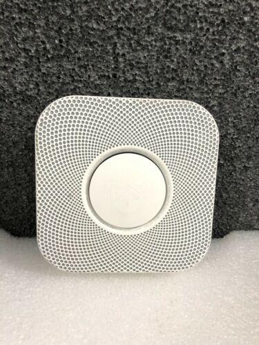 Google Nest Protect Alarm 05C Wired Carbon Monoxide Smoke Detector