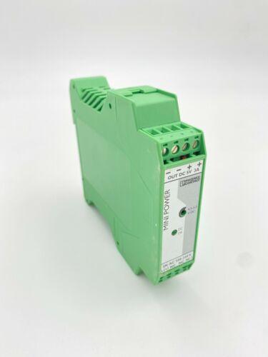 Phoenix Contact Power Supply Mini - PS-100-240AC/5DC/3