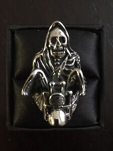 Biker Rings and much more
