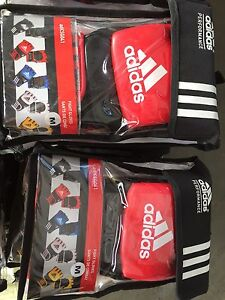 NEW ADIDAS MMA FIGHT GLOVES Ethelton Port Adelaide Area Preview