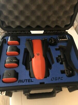 Autel Robotics EVO Quadcopter Camera Drone Tie up together