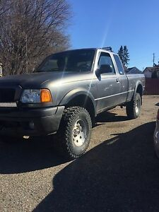 2004 Ford Ranger fx4 level 2 for sale or trade